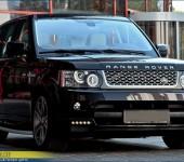 Аэродинамический обвес Arden AR5 для Рейндж Ровера Спорт ( Range Rover Sport ) 2011 модельного года