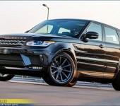 Аэродинамический обвес Alterego для Range Rover Sport 2014