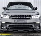 Аэродинамический обвес Хаманн ( Hamann) на Range Rover Sport 2014 модельного года