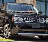 Аэродинамический обвес Autobiography для Range Rover Sport 2009-2013