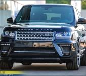 Аэродинамический обвес Alterego для Range Rover Vogue 2013