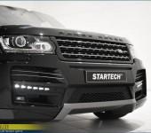Аэродинамический тюнинг-обвес Стартеч ( Startech ) для Рендж Ровера ( Range Rover ) 2013 модельного года