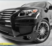Аэродинамический обвес //MTR для Лексуса ( Lexus ) LX570 рестайлинг