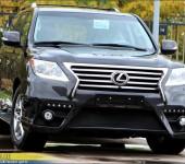 Аэродинамический обвес FT на рестайлинговый Лексус ( Lexus ) LX570