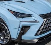 Аэродинамический обвес Котаро (Kotaro) на Лексус (Lexus) NX