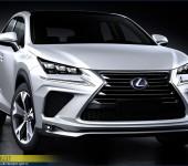 Аэродинамический обвес Alterego на Лексус ( Lexus ) NX