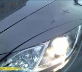 Ресницы на фары Мазды ( Mazda ) 6