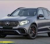 Аэродинамический обвес АМГ (AMG) для Мерседеса (Mercedes) GLC W253