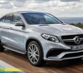 Аэродинамический обвес АМГ (AMG) на Мерседес (Mercedes) GLE Coupe C292