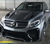 Аэродинамический обвес Renegate на Мерседес (Mercedes) GLE