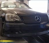 Аэродинамический обвес ВАЛЬД (WALD) для Мерседеса (Mercedes Benz) CL W140 Coupe