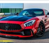 Бодикит (bodykit) Приор Дизайн (Prior Design) на Mercedes AMG GT