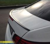 Спойлер АМГ ( AMG ) на багажник Мерседеса ( Mercedes ) C207