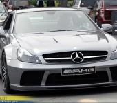Аэродинамический обвес Black Series для Мерседеса (Mercedes Benz) R230 SL-Klasse