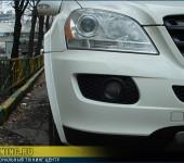 Расширители арок AMG для Mercedes Benz ML W164