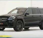 Аэродинамический обвес Brabus «Widestar» для Mercedes-Benz ML W166 AMG