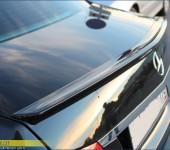 Спойлер AMG на багажник Mercedes W212