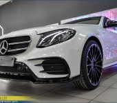 Аэродинамический обвес F-Project для Мерседеса (Mercedes) E W213