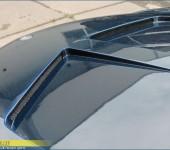 """Капот с """"жабрами"""" на Мерседес ( Mercedes ) W219 CLS"""