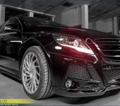 Аэродинамический обвес на Мерседес (Mercedes) R-Klasse W251