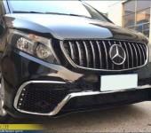 Аэродинамический обвес в стиле AMG GT для Мерседеса (Mercedes Benz) W447 V-Klasse