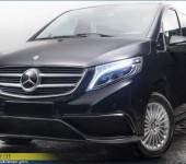 Аэродинамический обвес на Мерседес (Mercedes-Benz) V-Klasse W447