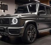 Долгожданная новинка - внешний тюнинг Larte Design на Мерседес (Mercedes) G464