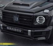 Аэродинамический обвес Брабус (Brabus) на новый Гелендваген (Mercedes G) W464