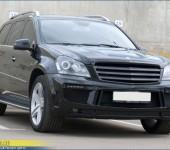 Аэродинамический обвес FT для Мерседеса ( Mercedes ) GL-Klasse