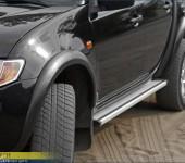 Расширители колесных арок для Мицубиси ( Mitsubishi ) L200