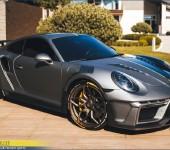 Аэродинамический обвес VENOM на Порше (Porsche) 911 2019