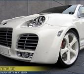 Аэродинамический обвес (тюнинг) Tech Art MAGNUM для Porsche Cayenne 955