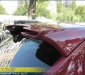 Спойлер на заднюю дверь GTS на Порше Кайен ( Porsche Cayenne ) 955/957