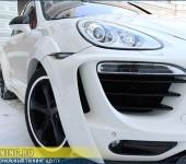 Аэродинамический обвес Catran RS на Порше Кайен ( Porsche Cayenne ) 958
