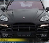 Аэродинамический обвес Магнум ( Tech Art Magnum ) на Порше Кайен ( Porsche Cayenne ) 958