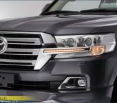 Поворотник на Тойоту Ленд Крузер (Toyota Land Cruiser) 200 2016+