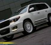 Аэродинамический тюнинг-обвес FT для Тойоты Ленд Крузер 200 ( Toyota Land Cruiser 200)