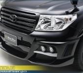 Копия аэродинамического обвеса Black Bison WALD для Toyota Land Cruiser 200
