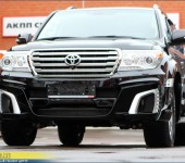 Аэродинамический обвес WALD Black Bison для Тойоты Ленд Круизер ( Toyota Land Cruiser ) 200 рестайлинг