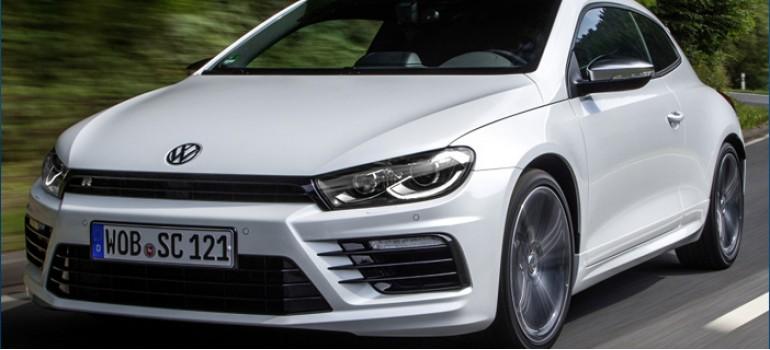 Обвес рестайлинга обычного Volkswagen Scirocco в версию R