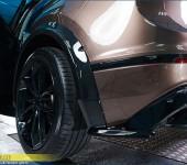 Расширители колесных арок на Фольксваген Тигуан (Volkswagen Tiguan) MK2 R-Line/Sportline