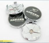 Заглушки Hamann центральных отверстий в колесных дисках для BMW под диаметр 62мм