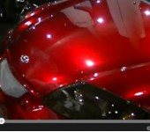 SEMA 2012 Hyundai Tiburon Custom paint