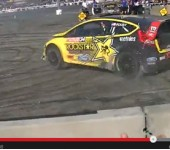SEMA-2012-Ford-Fiesta-Rockstar-racing-demo