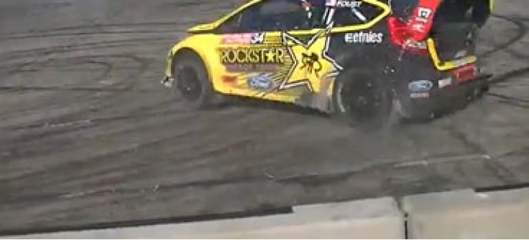 SEMA-2012-Ford-Fiesta-Rockstar-racing-demo