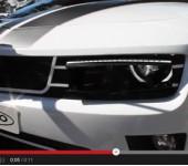 SEMA 2012 - Chevrolet Camaro тюнинг оптики