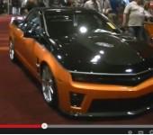 SEMA 2012 - Chevrolet Camaro пикап