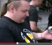 Короткое видео - облом с оловом для паяльника