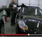 Короткое видео - Ремонт кабриолетов в Фан-тюнинге