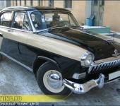 Восстановление ГАЗ-21 1961 года выпуска